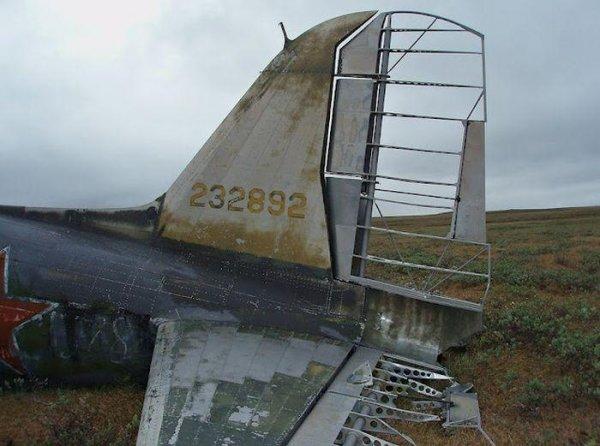 Находка в Сибири