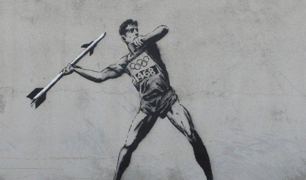 Banksy и Олимпиада