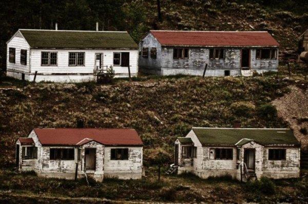 Заброшенные города по всему миру