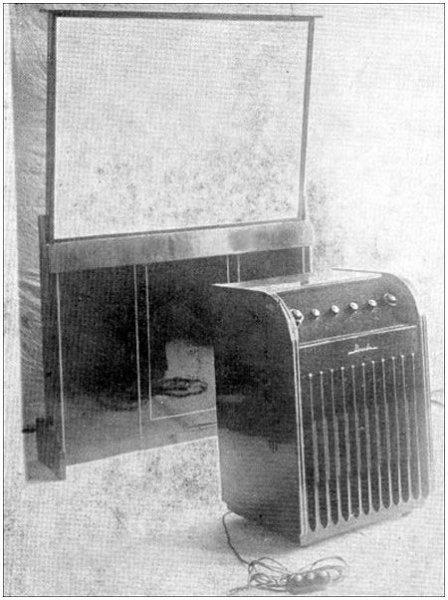 При СССР не было плазменных телевизоров?