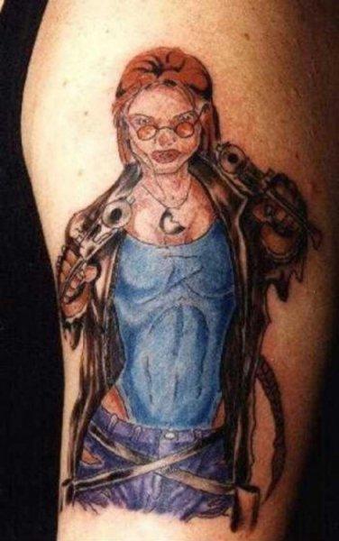 Провалы татуировщиков