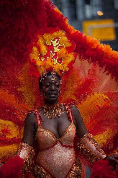 В Роттердаме - карнавал как в Рио