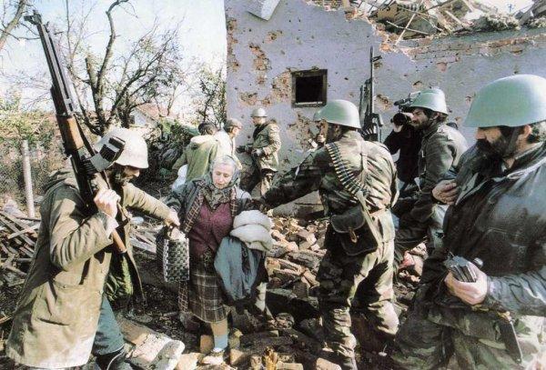 Балканы. 90-е