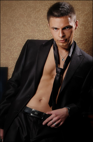 Белорус едет за победой на конкурс «Мистер гей Европа»