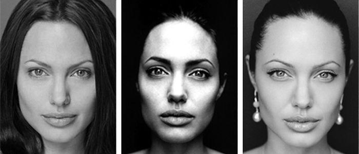 Анжелина Джоли с 1989 по 2012