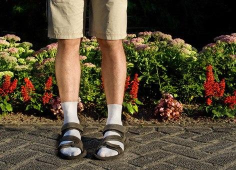 10 частых ошибок летнего мужского гардероба