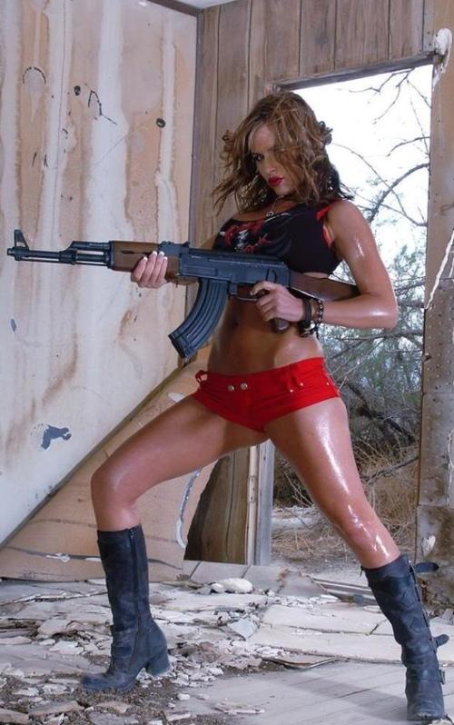 АК-47!