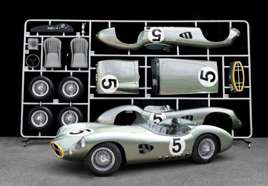 ������ Aston Martin  � �������� 1:1