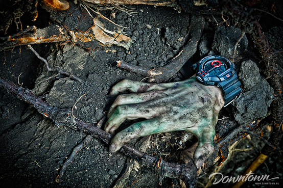 G-Shock: Время Зомби