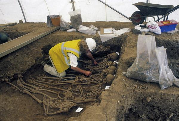 Причиной мора в средневековом Лондоне была не чума
