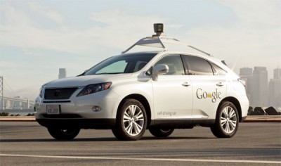 Автомобили под управлением роботов радуют создателей