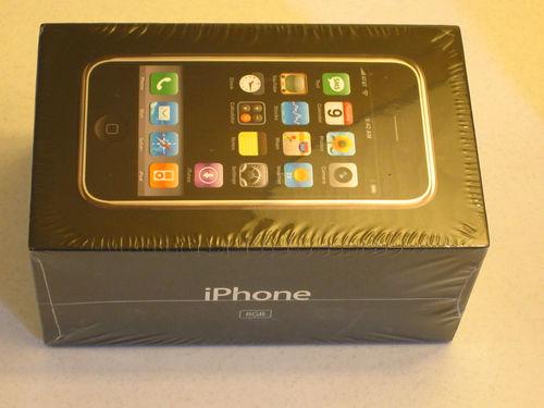 Продается нераспечатанный iPhone