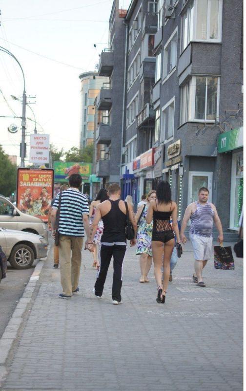 А тем временем в Новосибирске