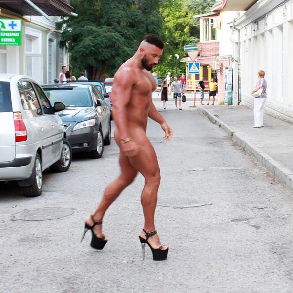 Украинский супер-мачо