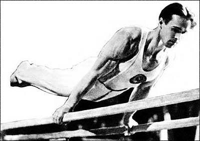 Наши первые олимпийцы