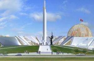 В новом музее истории Великой отечественной войны будут использованы мультимедиаэфекты