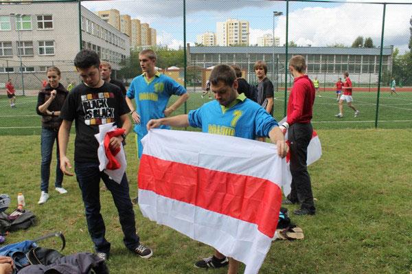 В Варшаве футбольные хулиганы жестоко избили белорусов