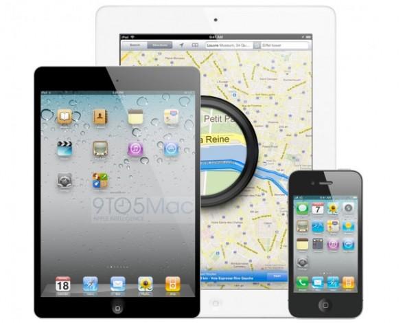 Раскрыта внешность iPad mini