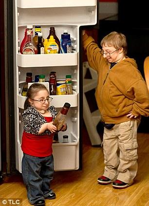 Самая низкорослая семья в мире
