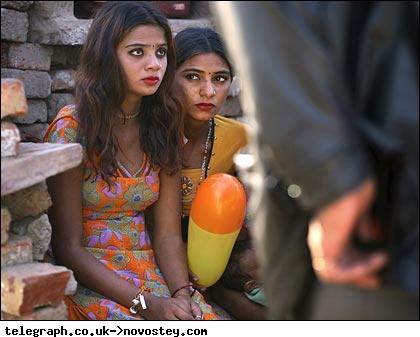 Бедийские девочки-проститутки