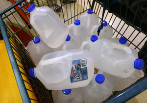 Жадность.Или как продать водопроводную воду в 6 раз дороже.