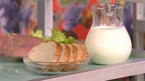 В рационе белорусов слишком много жиров и мало кальция