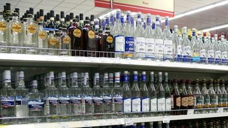 Из продуктов в августе в Беларуси больше всего подорожала водка
