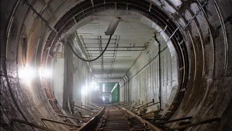 На строительстве метро из-за низких зарплат некому работать