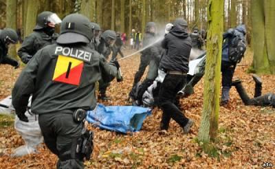 Немцы любят Белоруссию. Ещё с 41-го