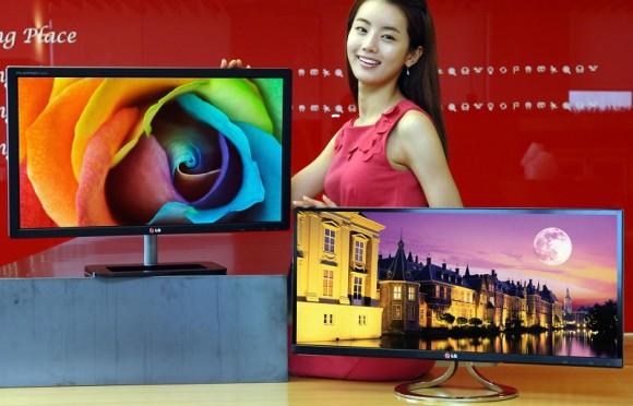 IFA 2012: IPS-мониторы LG EA93 с кинематографическим экраном 21:9 и EA83 с разрешением WQHD