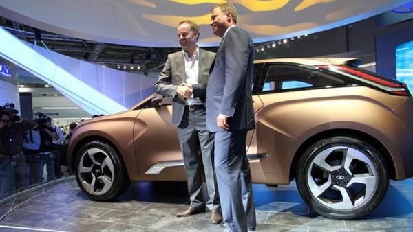 На Московском автосалоне представлен новый внедорожник Lada