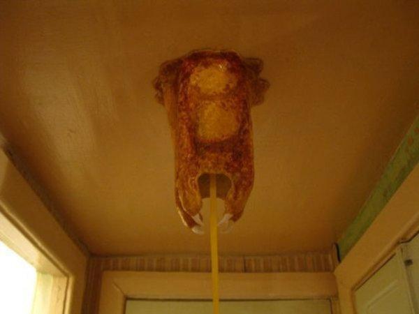 Лампа из Half-Life своими руками и поэтапно