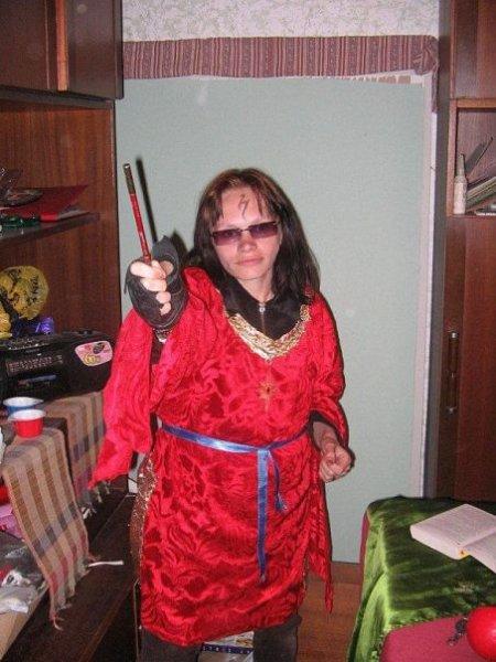 Слет Гарри Поттеров 80-го уровня