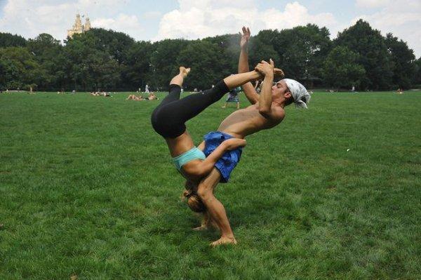 Станет ли акройога олимпийским видом спорта?