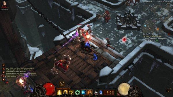 Аудитория Diablo III превысила десять миллионов игроков