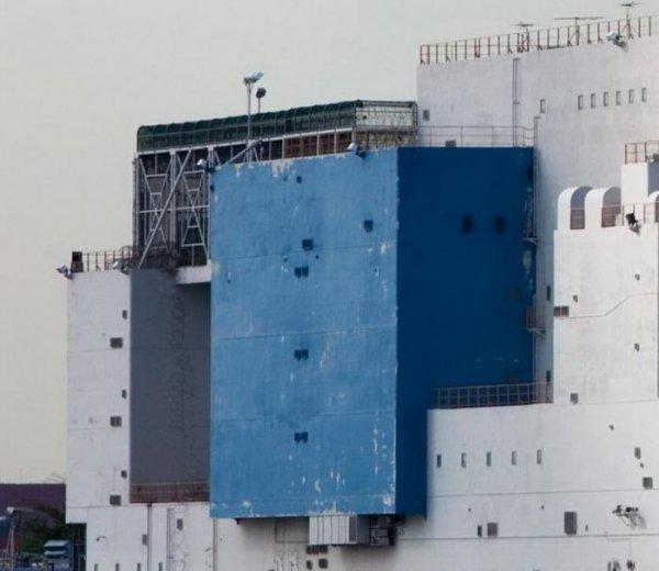 Тюрьма на воде