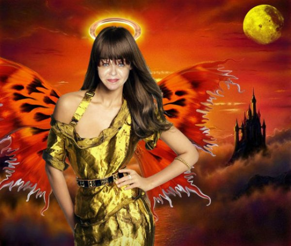 Богиня фотошопа