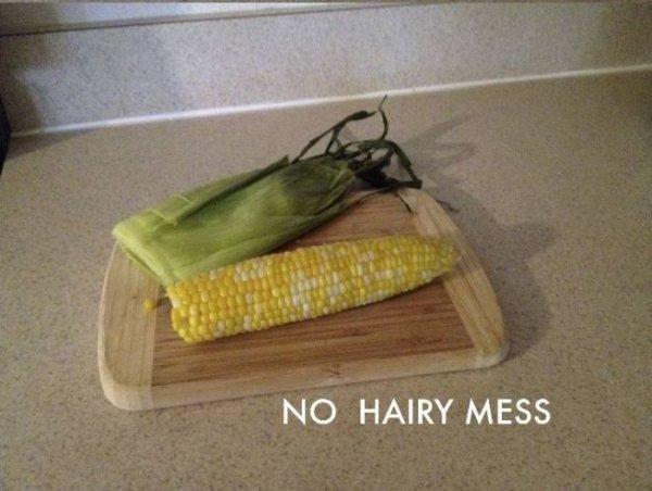 Кто любит вареную кукурузу? 4 минуты!
