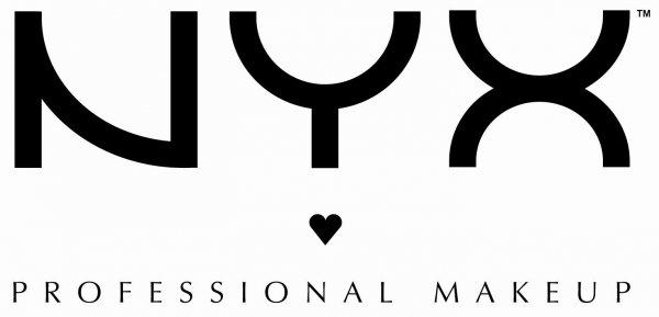 Удачный логотип Nyx cosmetics
