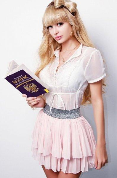 Еще одна Барби, на этот раз из Москвы
