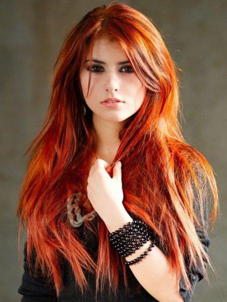 28 рыжих красивых девушек