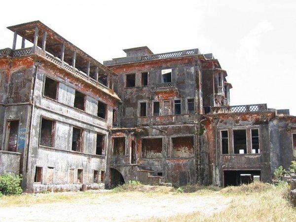 Заброшенный город в Камбоджи