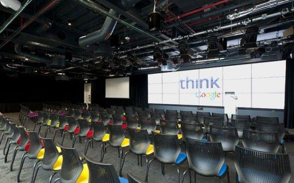 Очередной офис Google в Лондоне