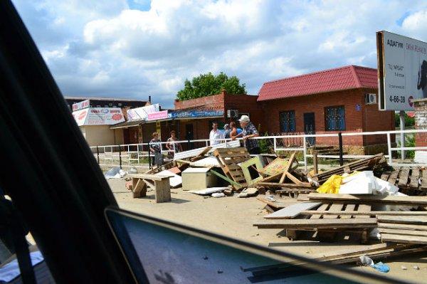 Крымск. Фото катастрофы. Личный архив