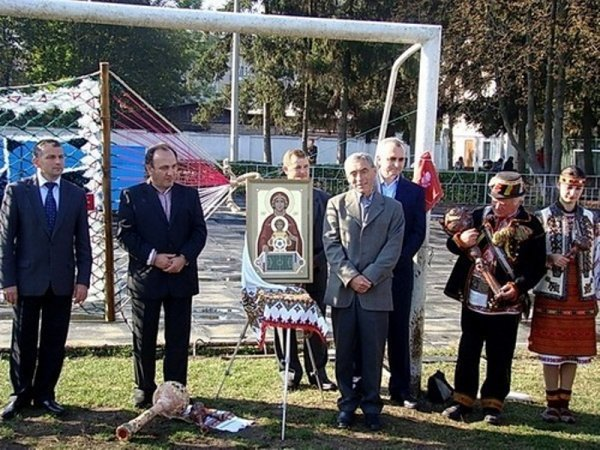 ПГМ добралось до футбола на Украине