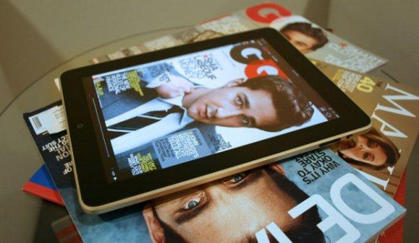iPad и электронные журналы