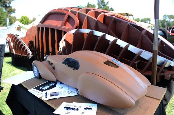 1939 Bugatti Type 64 Coupe - незавершенное совершенство