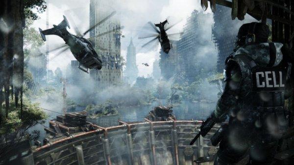 Crysis 3 расплавит компьютеры игроков