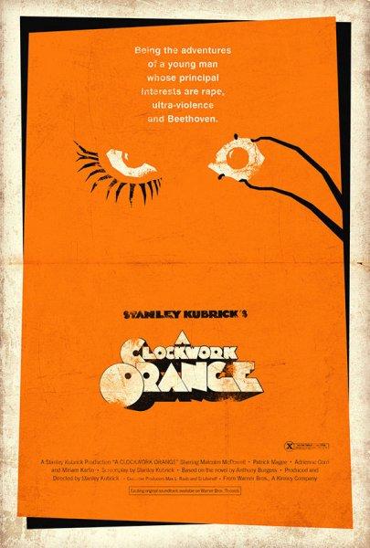 Ремейки постеров известных кинофильмов