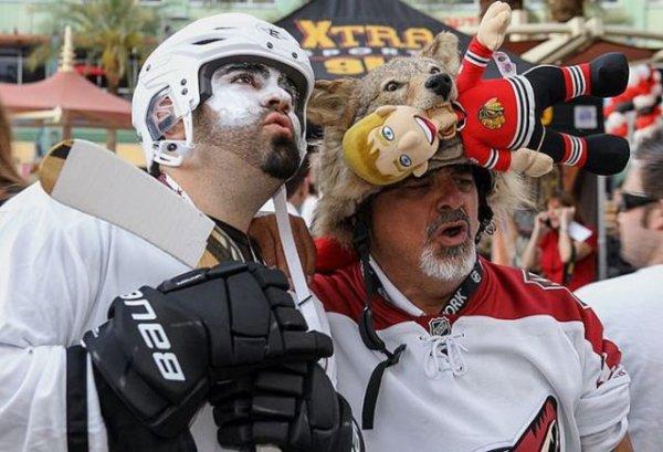 ���������� ���������� NHL